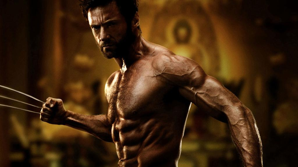 Remarkable Hugh Jackman Channels Wolverine Beard Ahead Of X Men Movie Daily Schematic Wiring Diagrams Phreekkolirunnerswayorg