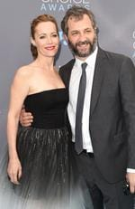 Leslie Mann and Judd Apatow attend the 21st Annual Critics' Choice Awards on January 17, 2016 in California. Picture: Getty