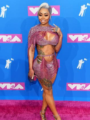 Blac Chyna. Picture: Getty