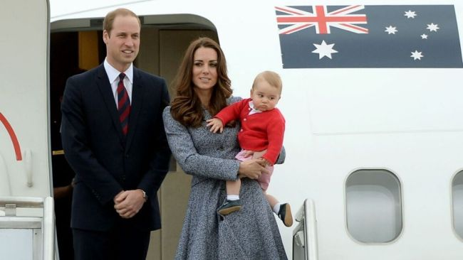 The Duke and Duchess of Cambridge are committed to bushfire relief. Image: Getty