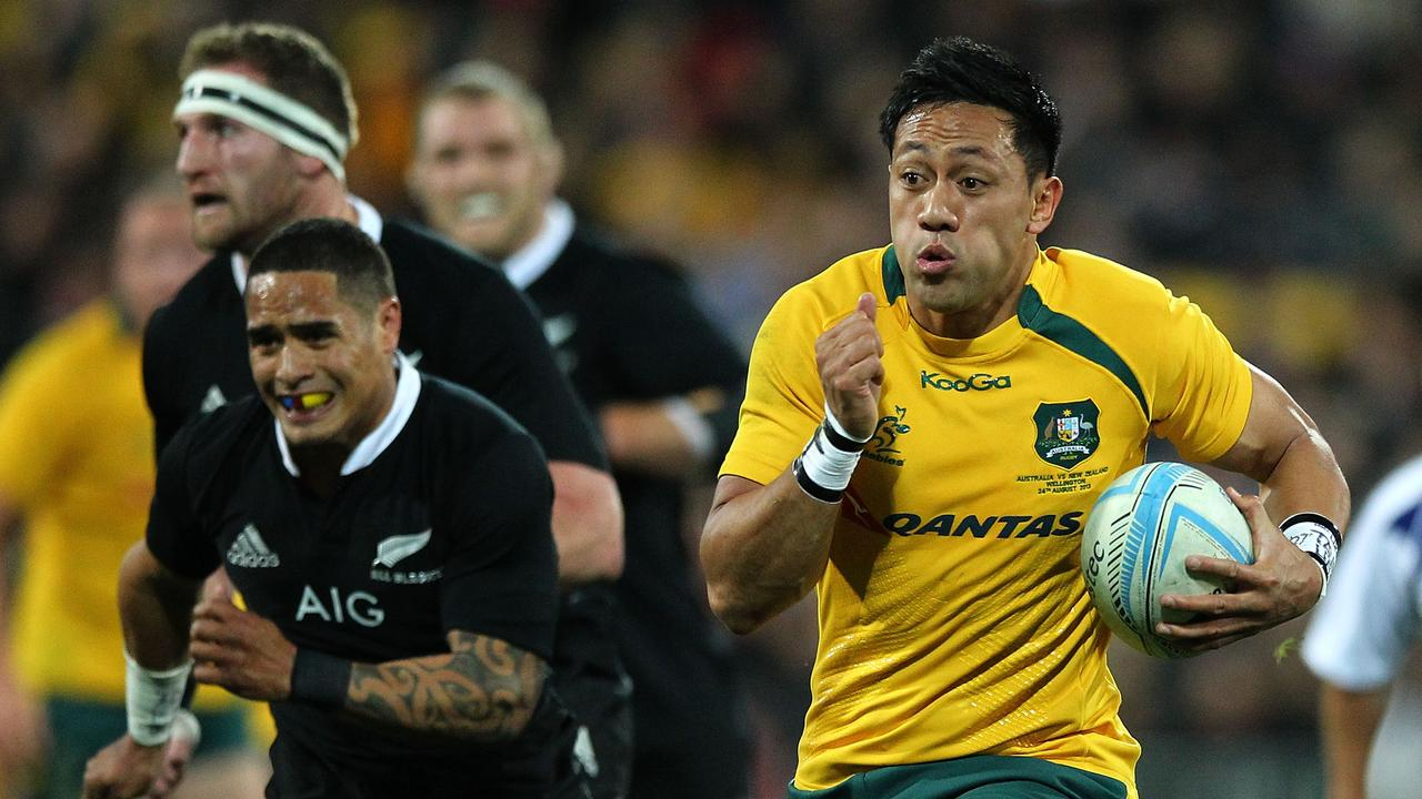 Christian Lealiifano still hopes to play for Australia, but says his health remains the No 1 priority.