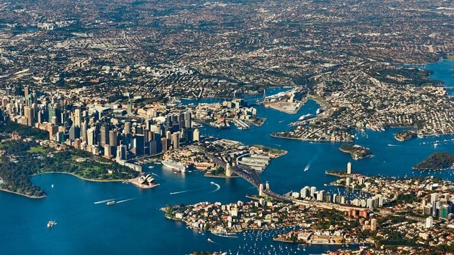 Sydney will have to improve to be considered an elite global city. Picture: iStock