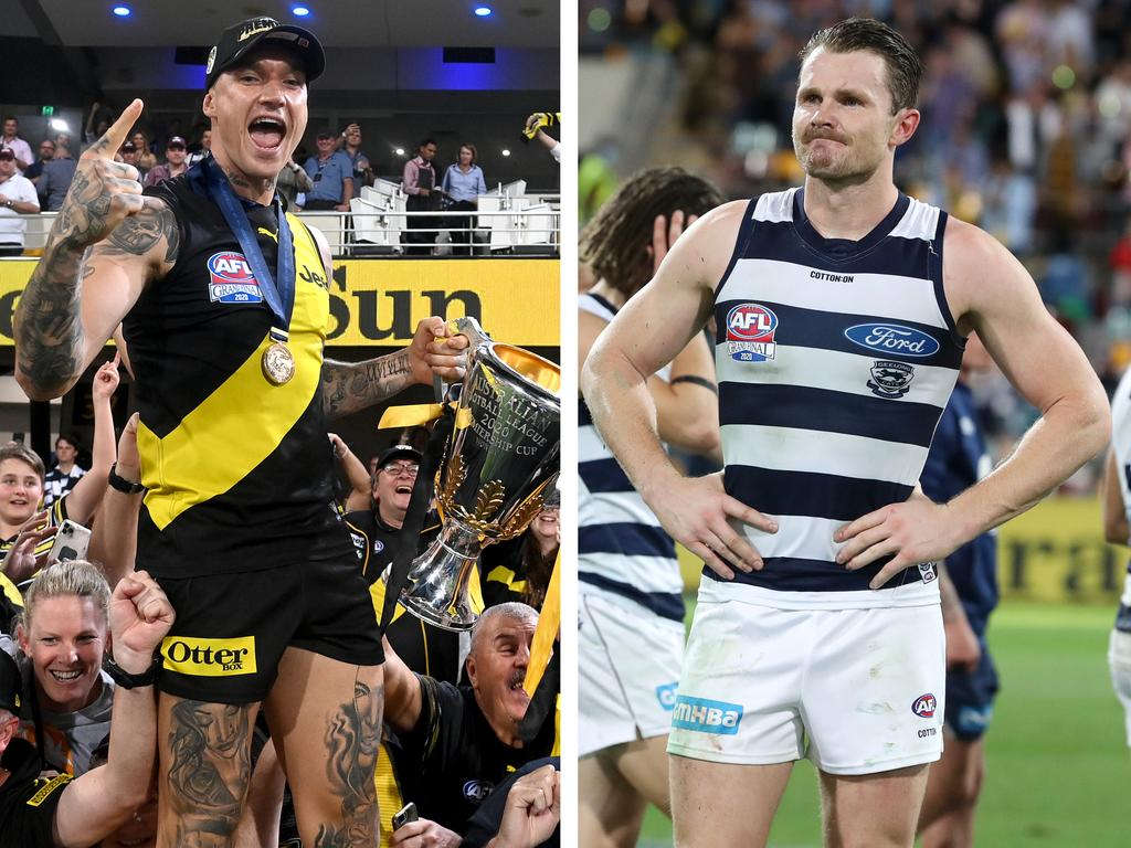 Fox Footy experts predict who'll win the 2021 flag.
