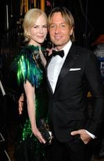 Nicole Kidman and Keith Urban attend The 23rd Annual Screen Actors Guild Awards at The Shrine Auditorium on January 29, 2017 in Los Angeles, California. Picture: Getty