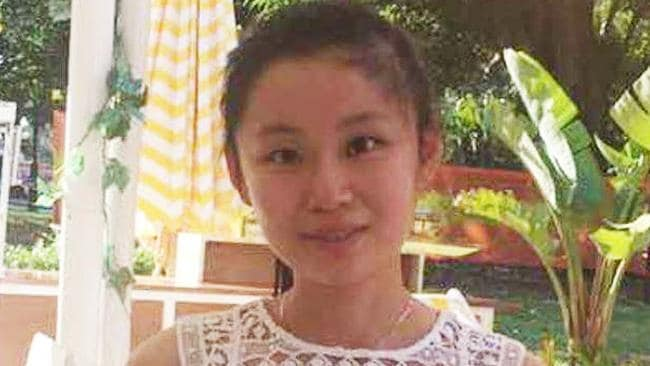 Qi Yu, 28, has been missing for four days. Picture: Supplied