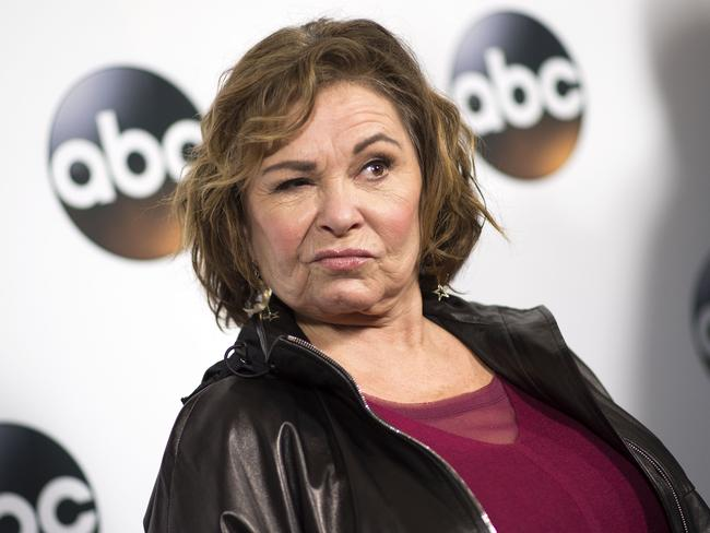Roseanne Barr will be going on tour later this year. Picture: Valerie Macon/AFP