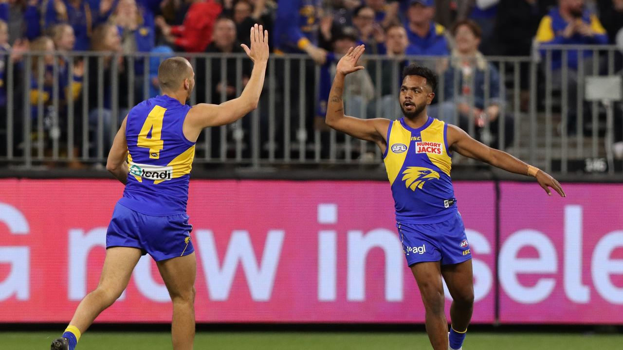 Willie Rioli was part of the club's 2018 premiership. Photo: Paul Kane/Getty Images.