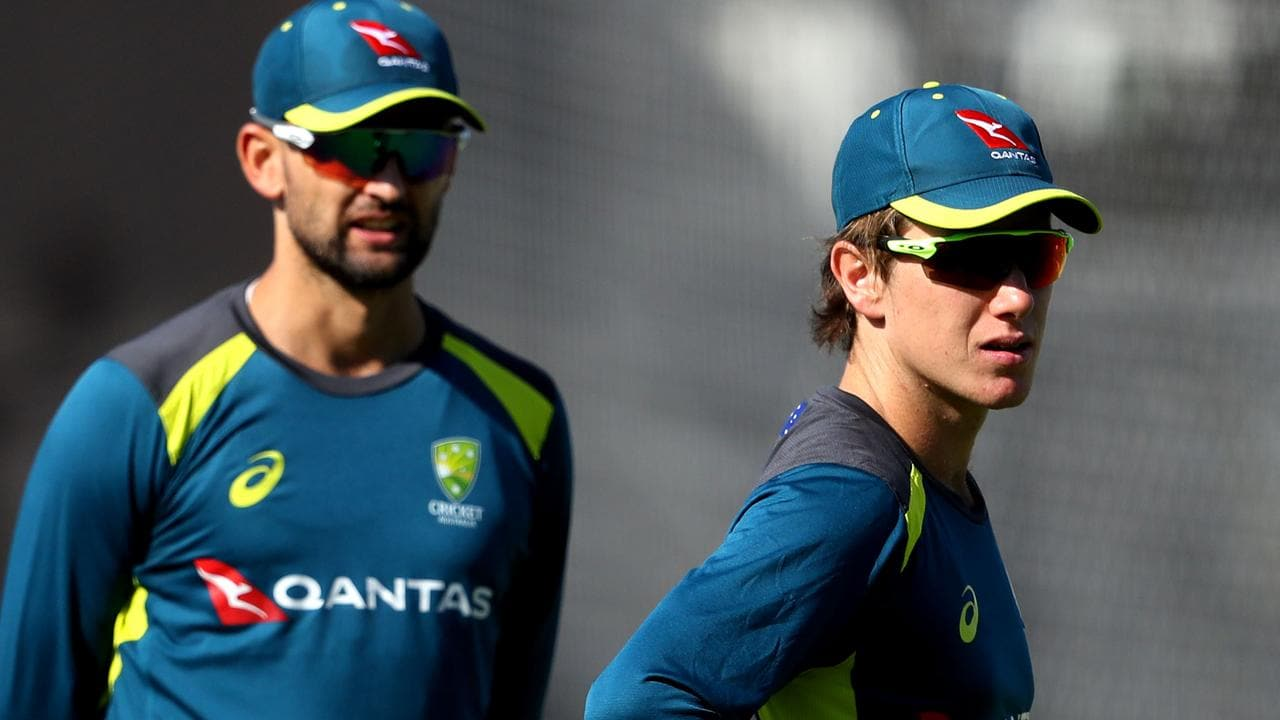 Zampa said he has forged a strong bond with Nathan Lyon in recent times.