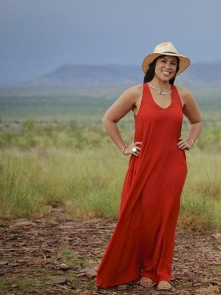 Kate Ceberano in Excess Baggage.