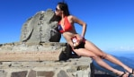 Gigi Wu, the 'Bikini Climber' dies on hike.