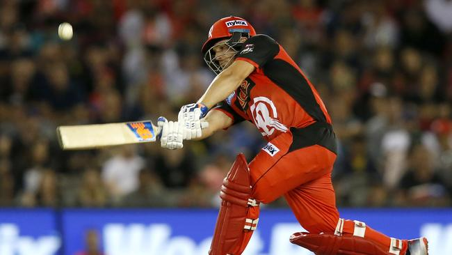 Aaron Finch will return to the Big Bash this weekend