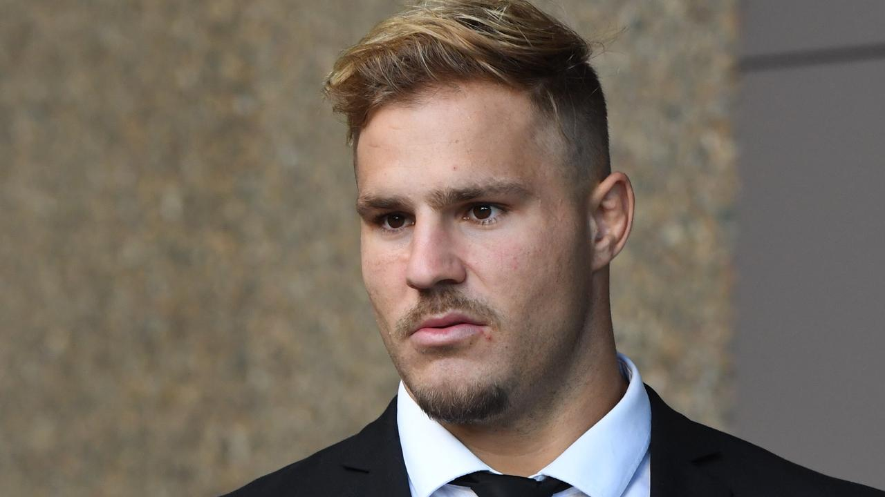 Jack de Belin has launched a fresh legal challenge against the NRL's stand down rule.