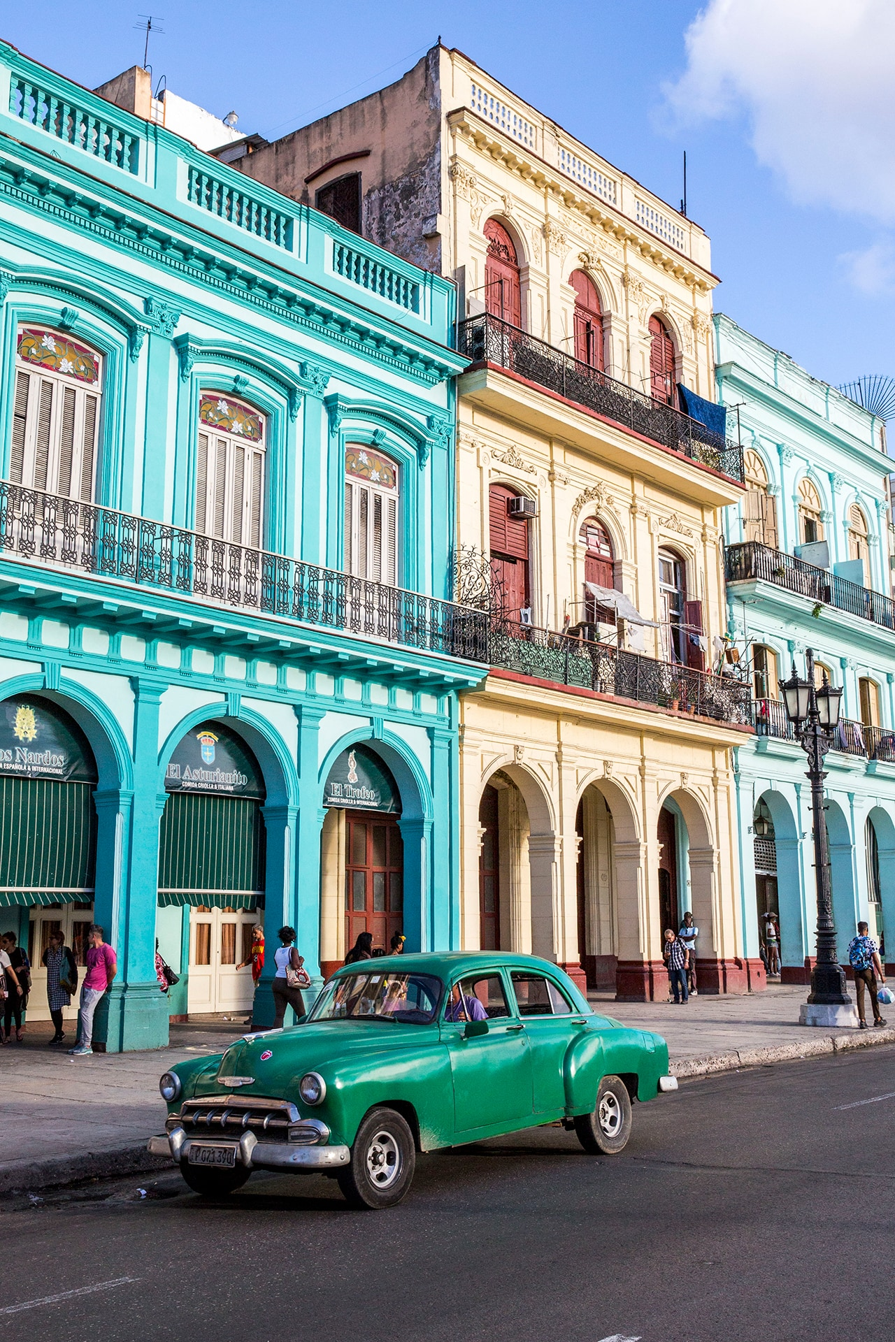 How to do Havana in style