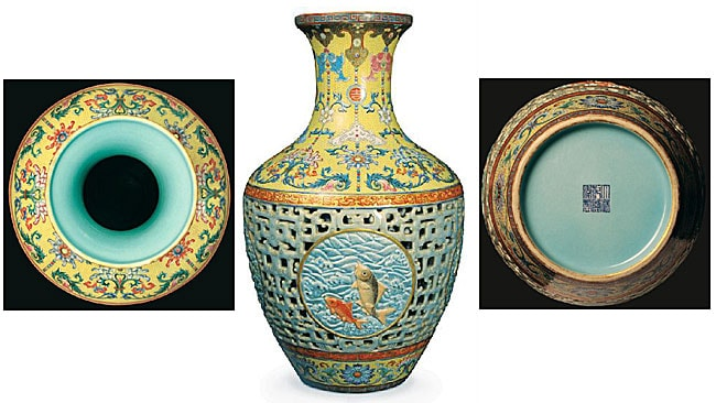 69m Chinese Vase Smashes Auction Record In London