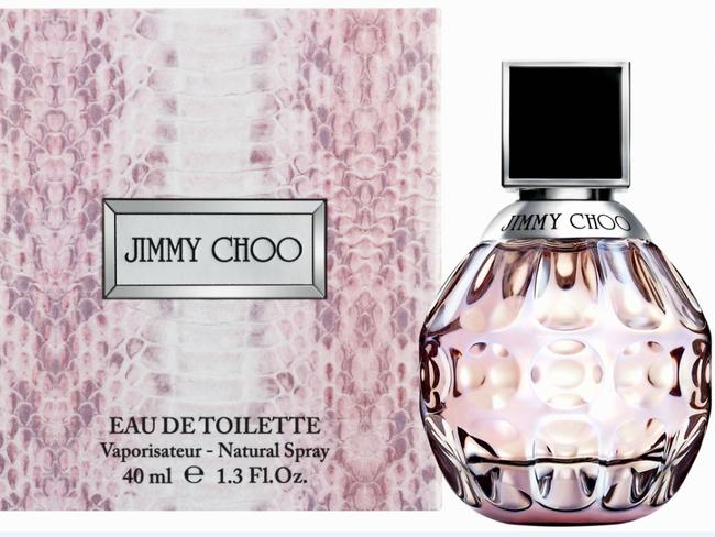 Jimmy Choo fragrances are on sale from Tuesday to Thursday this week.