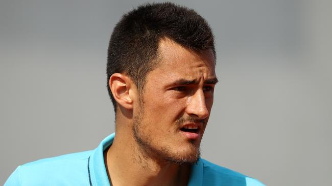 Bernard Tomic is back to winning ways.