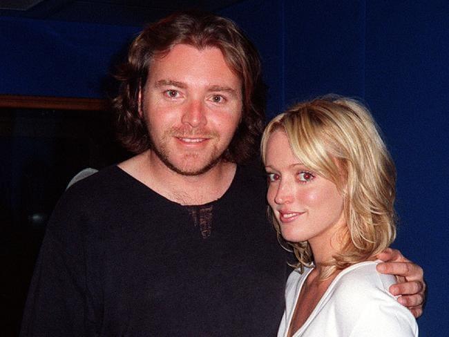 Vintage Kyle and Jackie O.