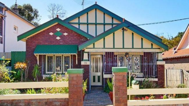 This 1920s bungalow in Kingsford was untouched when it sold in 2013.