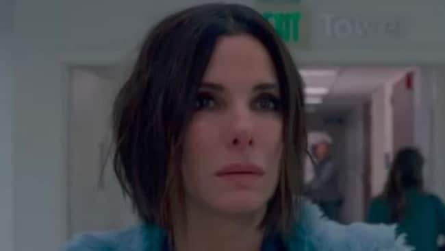 Sandra Bullock in thriller, 'Bird Box'. Photo: Netflix.