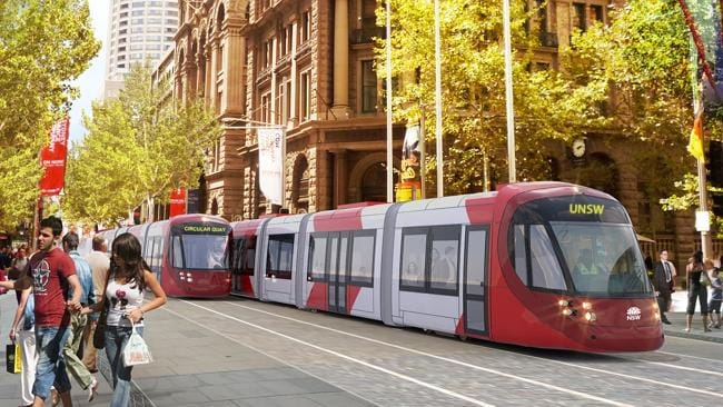 Randwick Council plan to spend $68M on light rail works | News Local