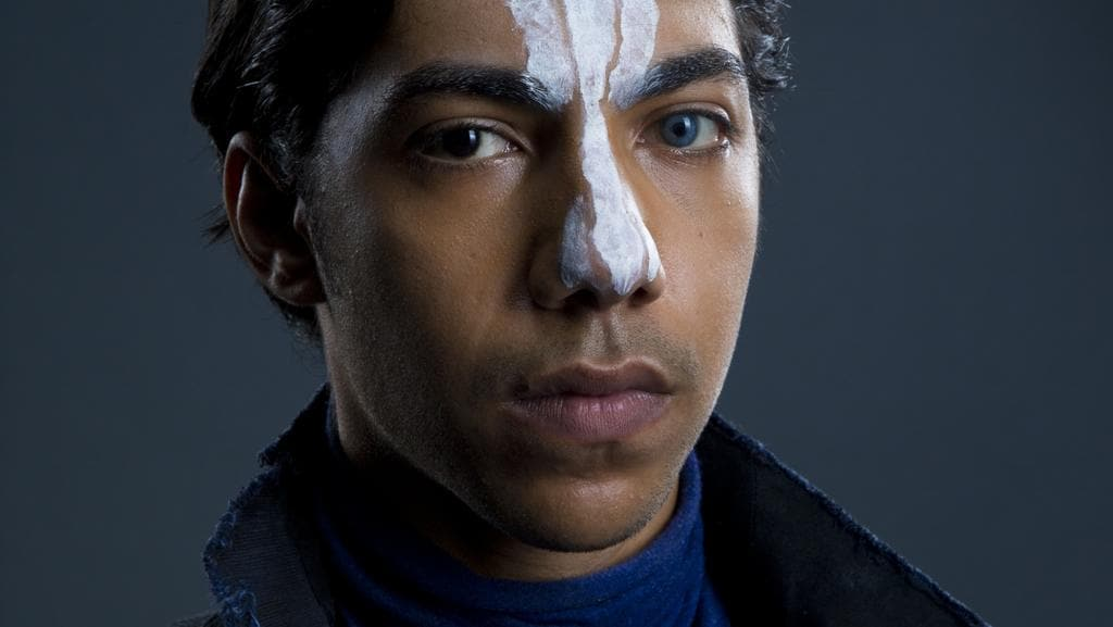 Cleverman Actor Hunter Page Lochard Picture Supplied Abc