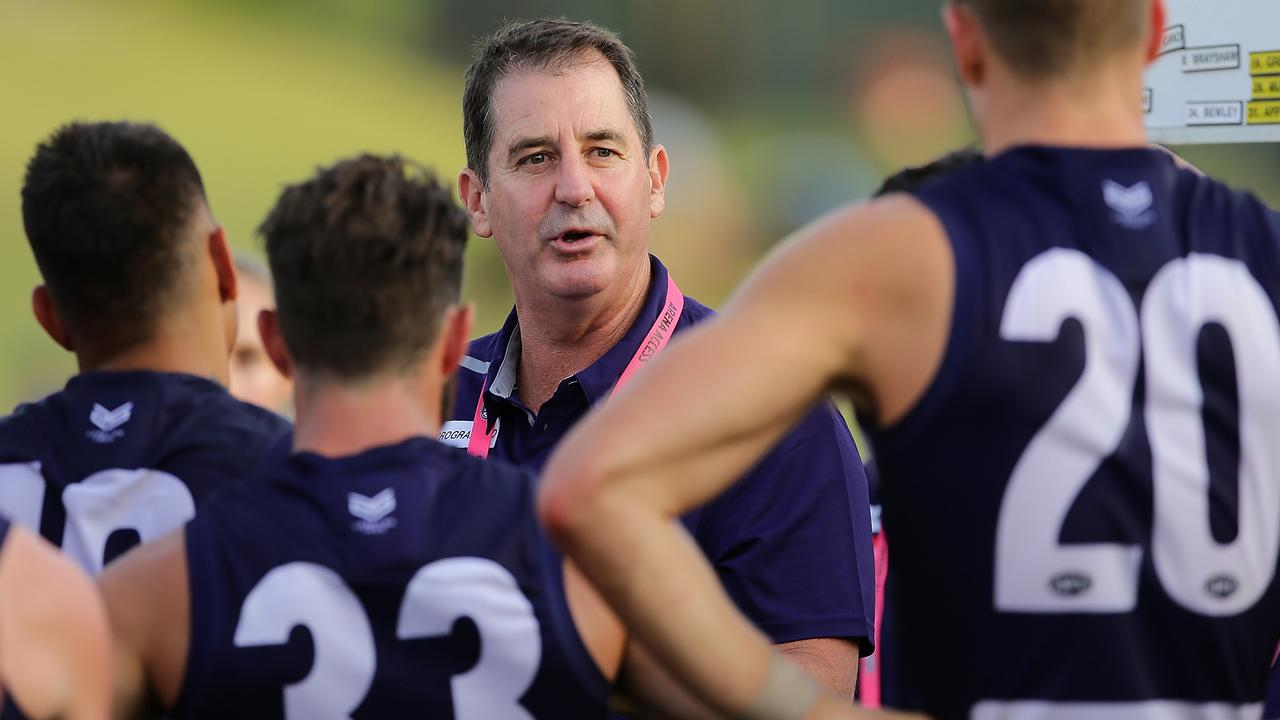 Ross Lyon has won 20 of his past 66 games.