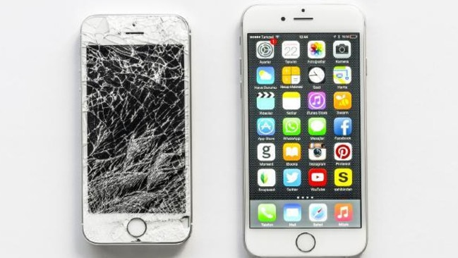 Broken screens are one of the most common smartphone annoyances