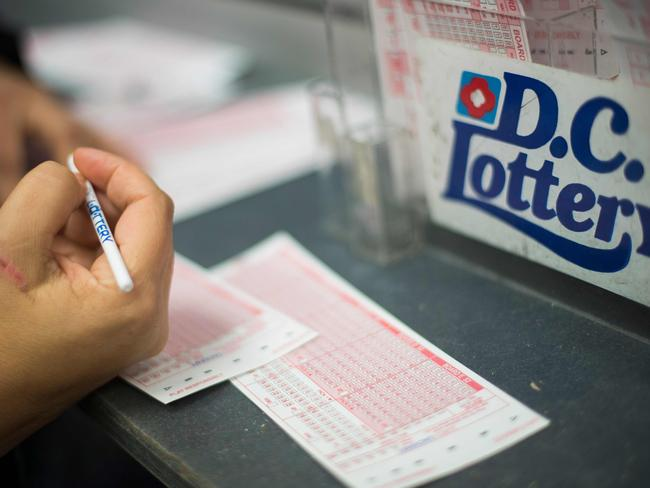 Washington Mega Millions