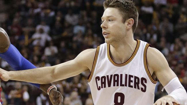 bdea1f91ae36 NBA Wrap   Dirty Delly  returns as Cavaliers lose to Detroit
