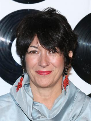 Ghislaine Maxwell is the former girlfriend of Jeffrey Epstein. Picture: Rob Kim/GETTY IMAGES NORTH AMERICA/AFP