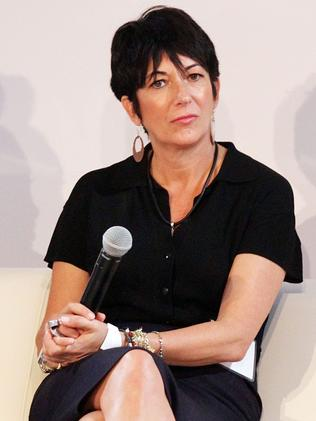 Ghislaine Maxwell in 2013. Picture: Laura Cavanaugh/Getty Images/AFP