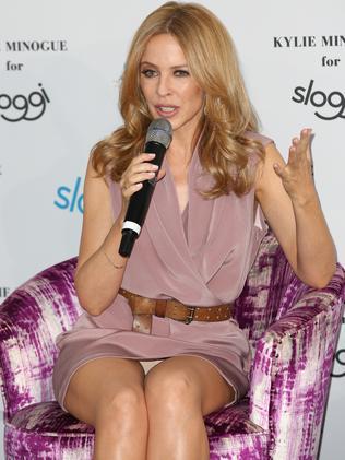 Kylie Minogue. Picture: Brian Dowling/WENN.com