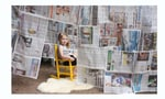 newspaper cubby