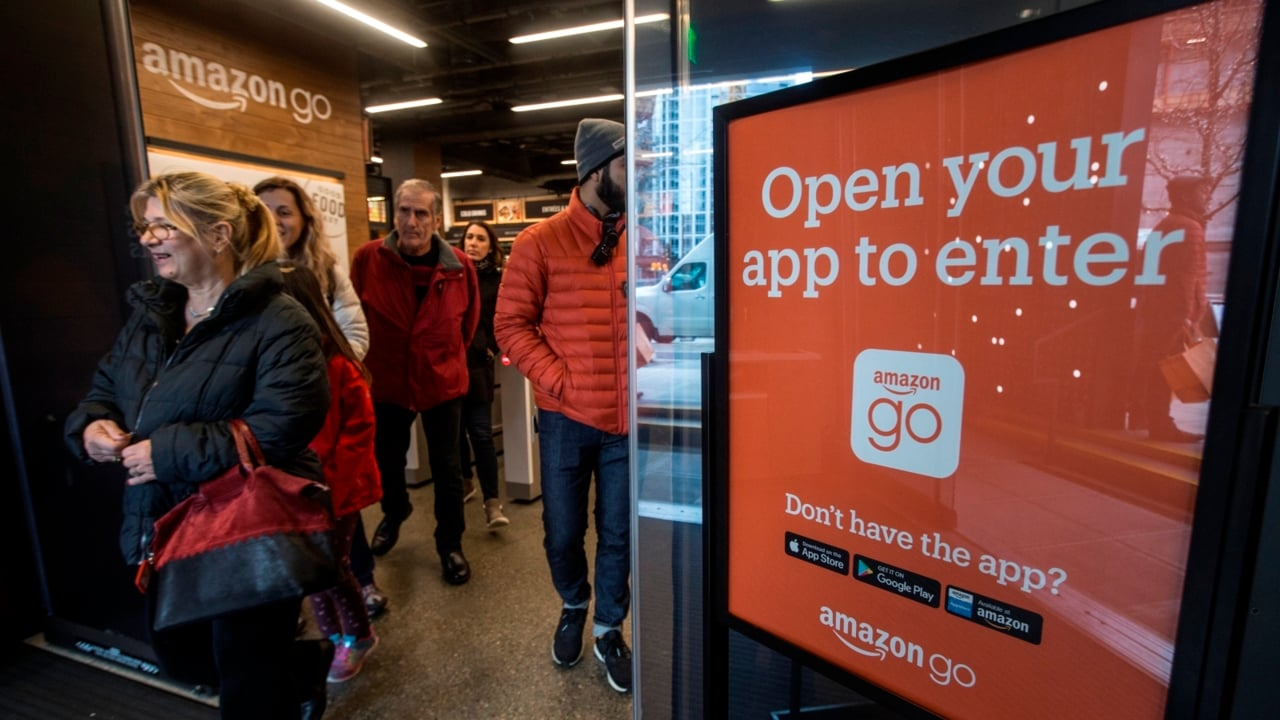 Amazon's dominance could soon extend to banking