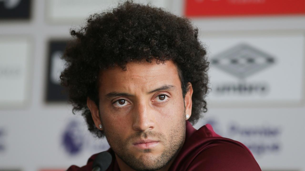 West Ham Ham broke their transfer record on Felipe Anderson.