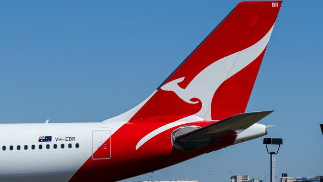 Qantas dropped the low airfares as part of a new sale.
