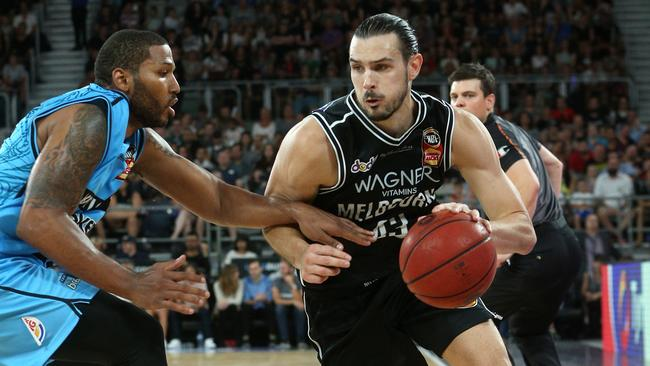 Chris Goulding says Dean Vickerman set Melbourne on the path to glory.