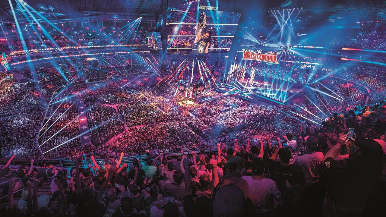 WWE will return to AT&T Stadium in Dallas in 2022, six years after setting a company attendance record at WrestleMania 32.
