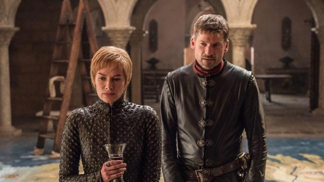 Jaime has been defined by his relationship with his sister and lover, Cersei