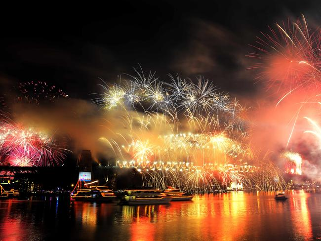 New Year S Eve Sydneysiders To Get The First Baranga View Of The