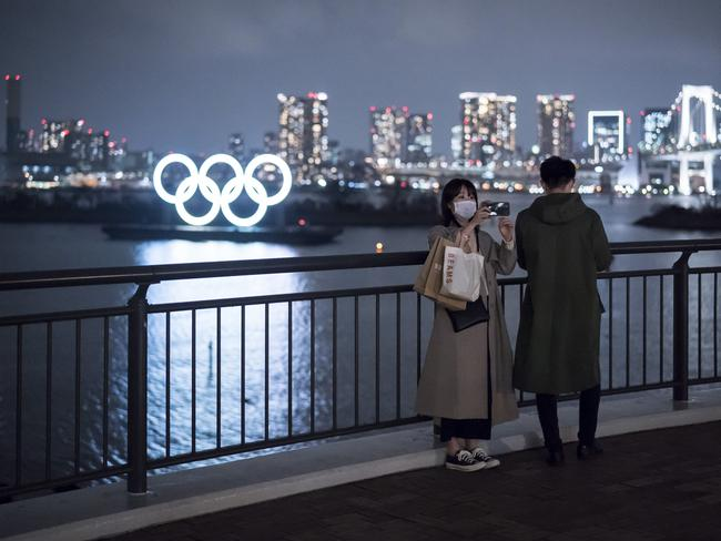 Concerns that the Tokyo Olympics may be postponed or cancelled are increasing. (Photo by Tomohiro Ohsumi/Getty Images)