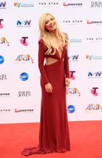 Havana Brown at the 2015 Aria Awards held at The Star in Pyrmont. Picture: Christian Gilles