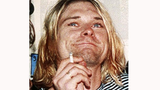 Kurt Cobain's 'Unplugged' guitar sells for record $6 million at auction – NEWS.com.au
