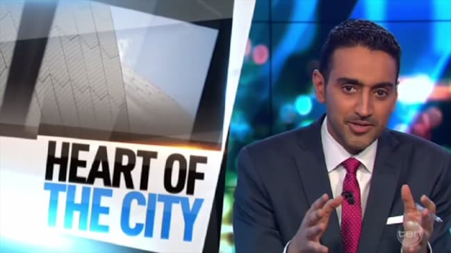 Waleed Aly slams politicians over Opera House ban