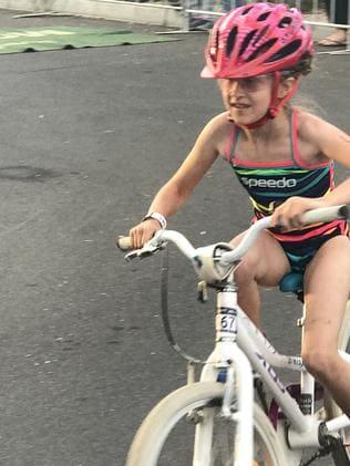 At eight-years-old, Isabel ran three marathons.