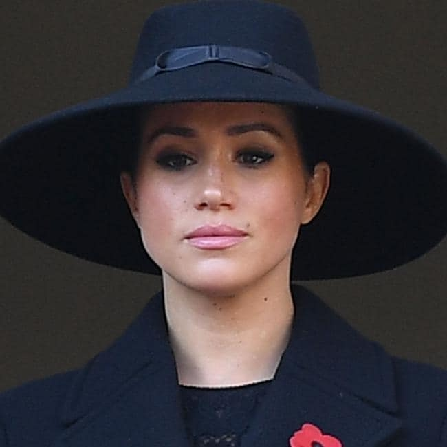 In a heart-rending piece, Meghan revealed she had a miscarriage in July. Picture: Daniel Leal-Olivas/AFP