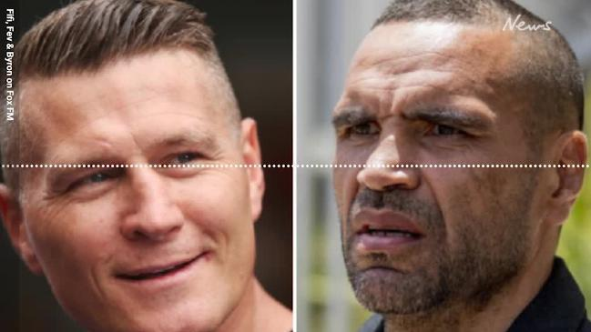 I'm a Celeb lies: Danny Green and Anthony Mundine are mates