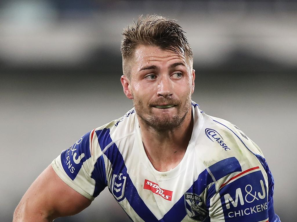 Kieran Foran's future at the club is uncertain beyond this year