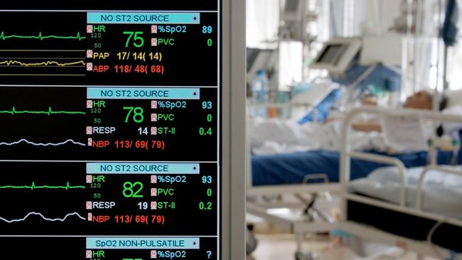 Internet-enabled machines in hospitals have opened up another potential vulnerability.