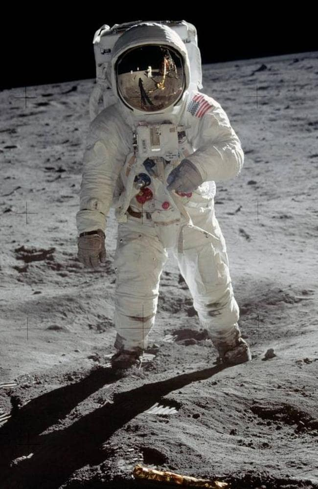 Share your story … what were you doing when Buzz Aldrin (above) walked on the Moon? Send us your memories and thoughts, plus any photos, below. Credit: NASA